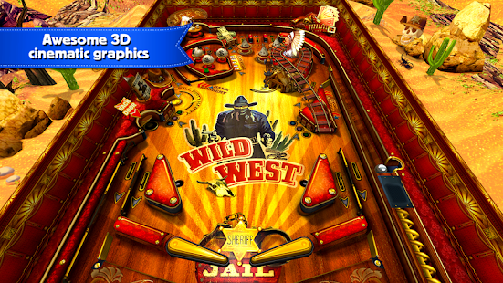 Pinball Fantasy HD - screenshot thumbnail