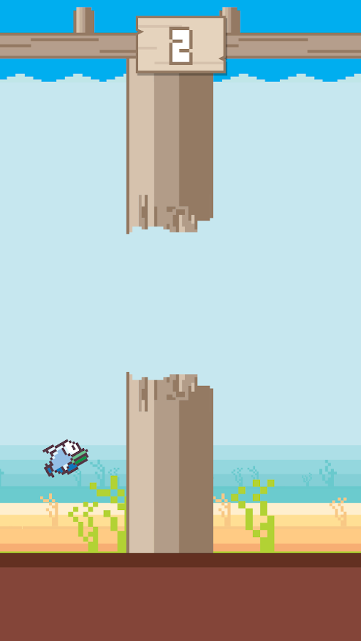 Flippy Fish - screenshot