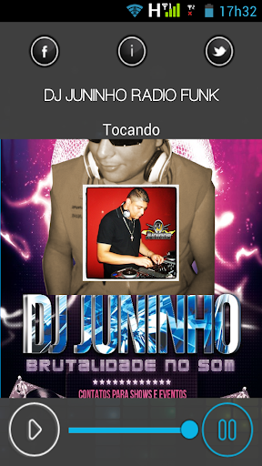 Dj Juninho Rádio Funk