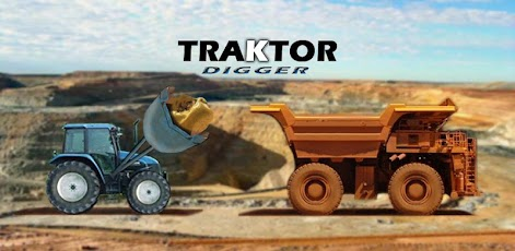Traktor Digger - Android Mobile Analytics and App Store Data