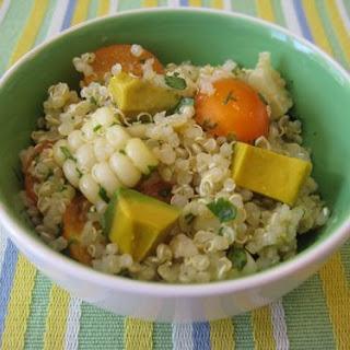 Quinoa Mexicana Salad