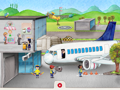 Tiny Airport Seek & Find Kids- screenshot thumbnail