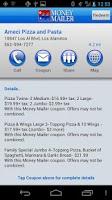 Screenshot of Money Mailer Coupons