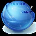 Latch Key Nanny logo