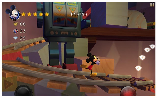 Castle of Illusion - screenshot