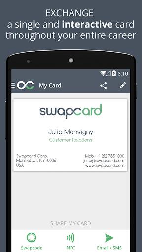 Swapcard - Smart Business Card