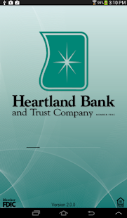 Heartland Bank Mobile - screenshot thumbnail