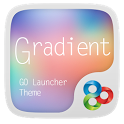 Gradient GO Launcher Theme icon