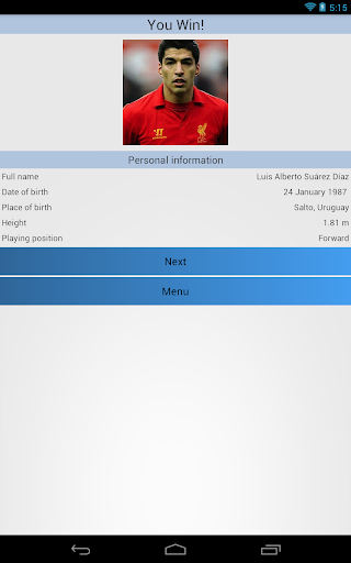 【免費體育競技App】I know football-APP點子