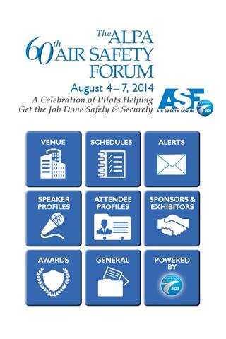 60th ALPA Air Safety Forum