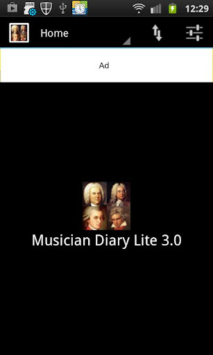 Musician Diary Lite