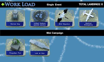Screenshot of Air Lane