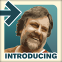 Introducing Slavoj Žižek logo