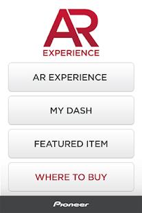 Pioneer AR Experience - screenshot thumbnail
