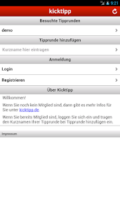 Kicktipp - screenshot thumbnail