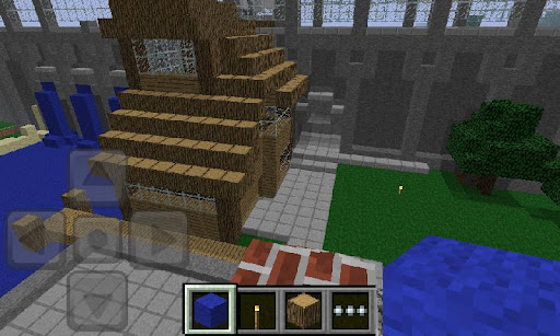 Minecraft - Pocket Edition - Alpha v0.6.1 [RUS][Android] (2012)