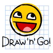 Awesomeness: Draw 'n' Go!