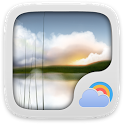 Restful Weather Widget Theme icon