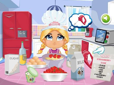 Tadya Strawberry Cake 1.0 screenshot 1330117