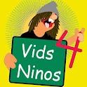 Vids4Ninos - Enseñar icon
