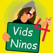 Vids4Ninos - Enseñar