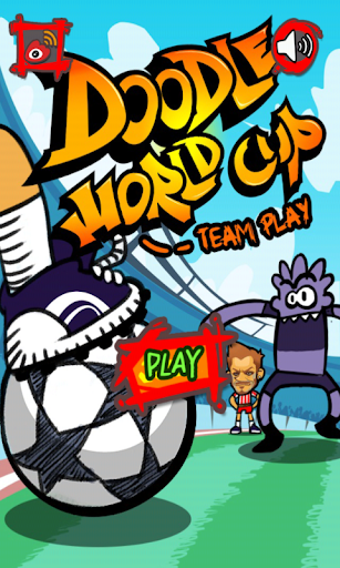 DoodleWorldCup - Team Play