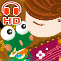HappyReading-The Frog Prince H logo