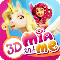 Mia and me - Free the Unicorns icon