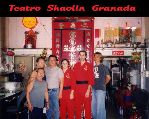 Teatro Shaolin Granada