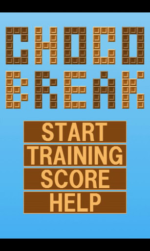 ChocoBreak FreePuzzleGame