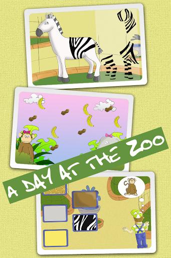 Day At The Zoo - Fun Kids Game
