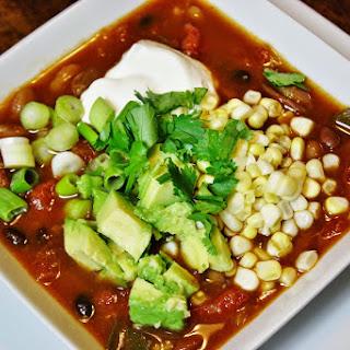 Three-bean Chili