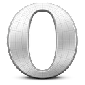 Opera Mini Next web browser logo