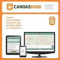 Screenshot of CANOAS MOBI