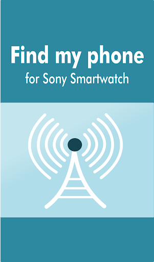 Find phone for SmartWatch