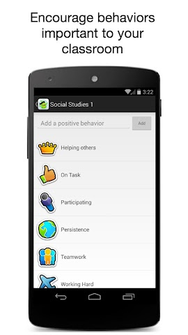android ClassDojo Screenshot 1