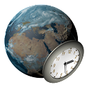 Earth Clock - Alarm Clock