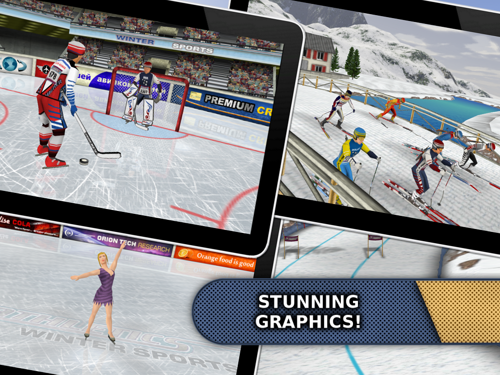 Athletics: Winter Sports APK v1.5