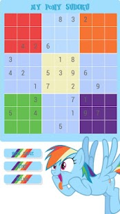 My Pony Sudoku - screenshot thumbnail