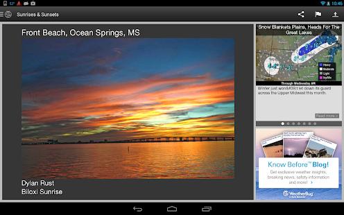 WeatherBug Screenshot 32