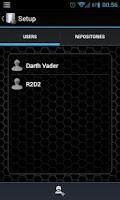 Screenshot of Gidder (beta)