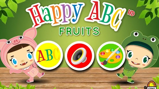 Happy ABC-Fruit- screenshot thumbnail