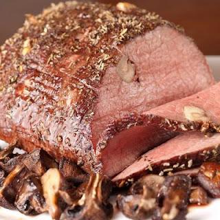 Christmas Beef Roast