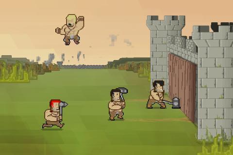 Barbarian Horde - screenshot
