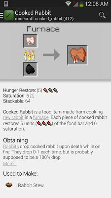 Survival Guide for Minecraft - screenshot