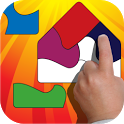 Shape Builder Preschool Puzzle icon