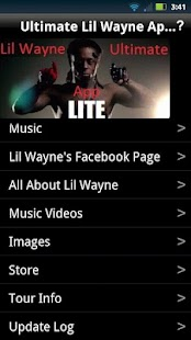 Ultimate Lil Wayne App LITE - screenshot thumbnail