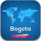 Bogota Guide, Weather, Hotels icon