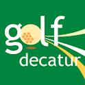 DPD Golf logo