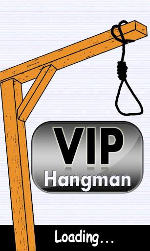 VIP Hangman